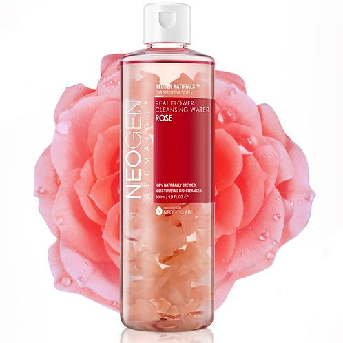 NEOGEN Real Flower Cleansing Water - Rose