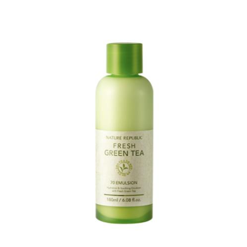 NATURE REPUBLIC Fresh GREEN TEA 70 Emulsion