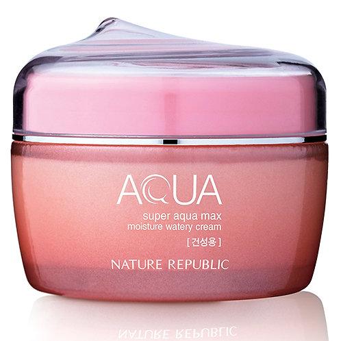 NATURE REPUBLIC Aqua Super Aqua Max Cream - Dry Skin