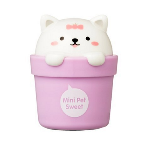 THE FACE SHOP Lovely ME:EX Mini Pet Perfume Hand Cream 04 Fruity Floral