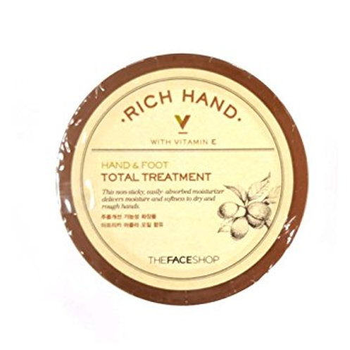 THE FACE SHOP Hand and Foot TOTAL TREATMENT