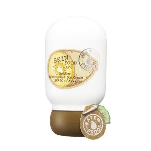 SKINFOOD Gold Kiwi Sun Cream SPF 50