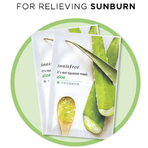 INNISFREE It's real squeeze Aloe