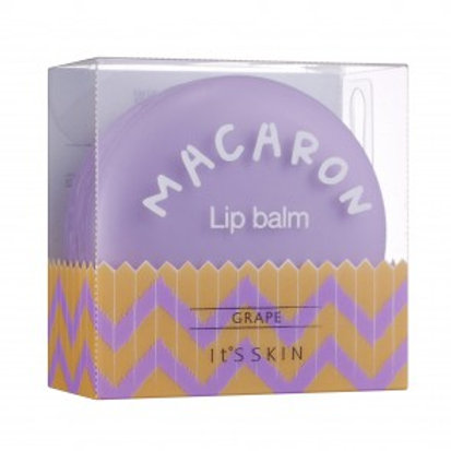 IT'S SKIN Macaron Lip Balm - GRAPE VÍNO