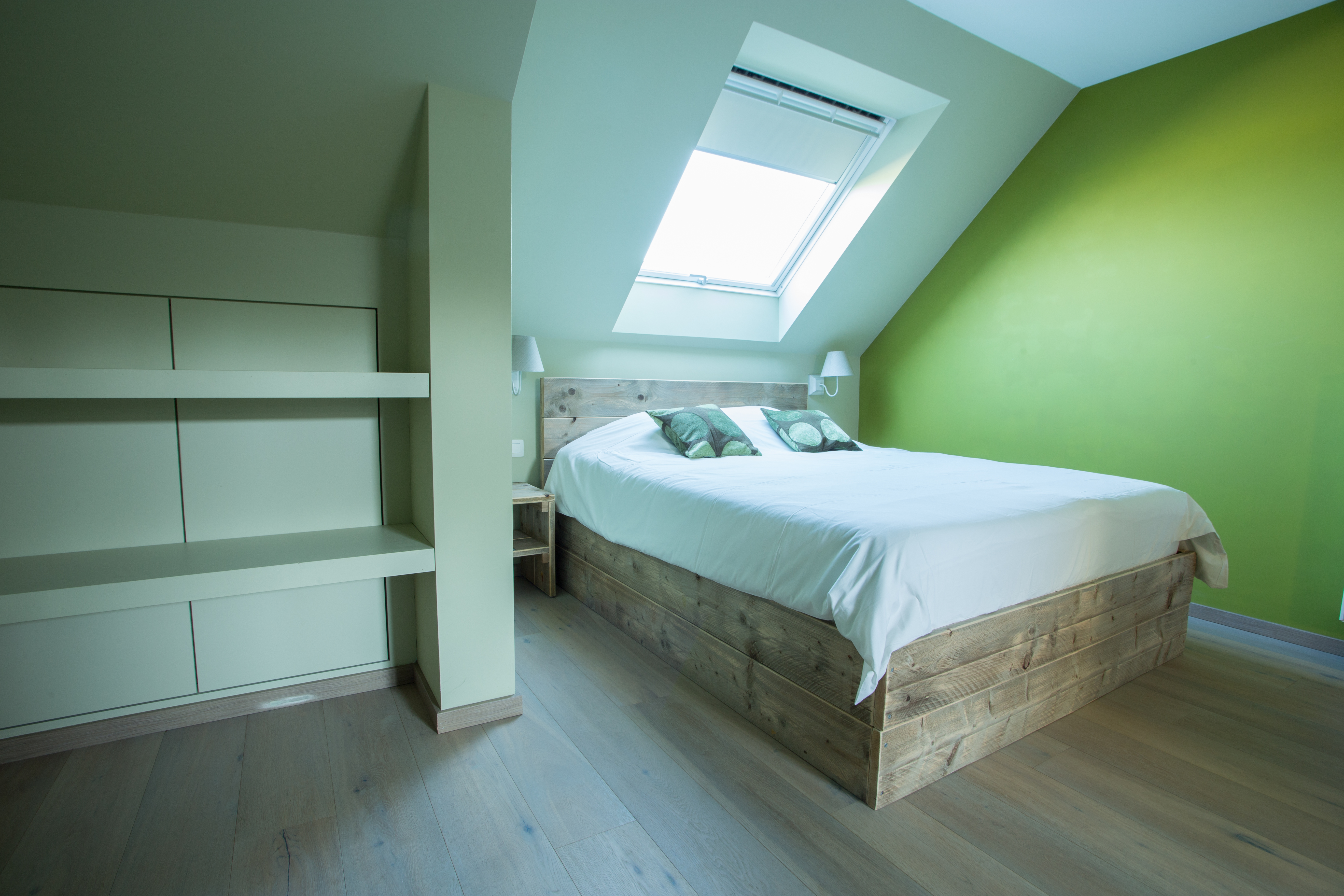 Kokkel slaapkamer