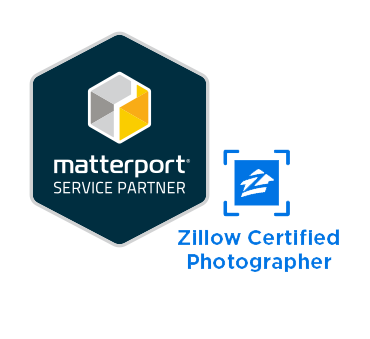 Combined Matterport and Zillow 3D Tour