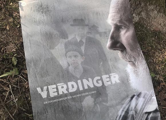 """Filmplakat """"VERDINGER"""""""