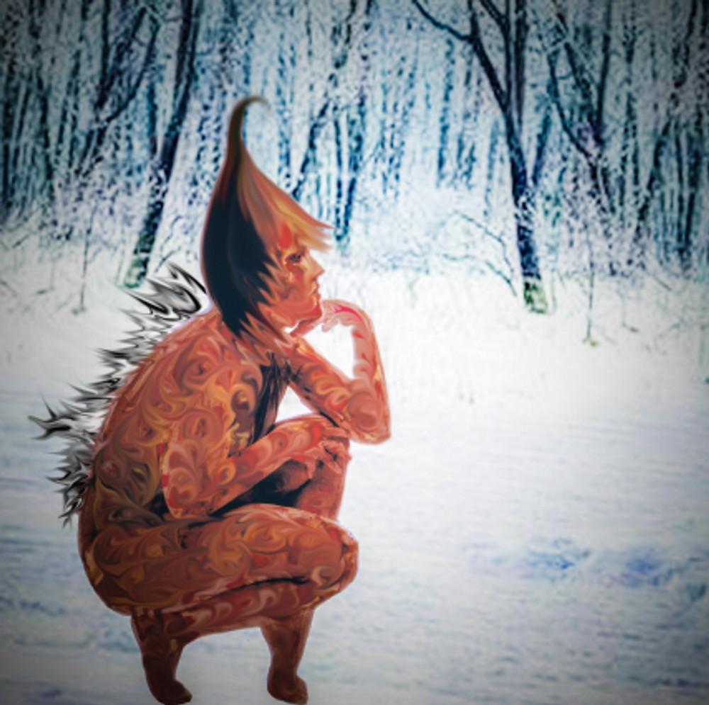 woodland-pixie