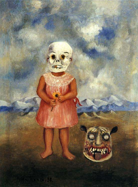 girl-with-death-mask