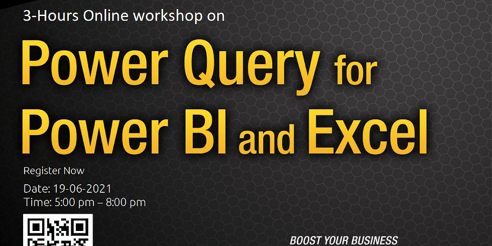 Power Pivot, Query & Power BI : Data  Analysis & Visualization