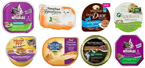 Soft Cat Food Brands Food