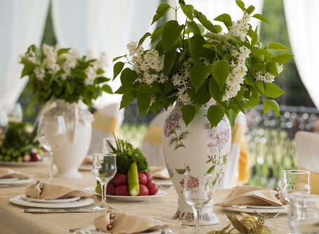 How To Plan a Micro Wedding (Part Two: Decor)