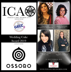 Wedding Cake Award in partnership with Ossoro Flavours