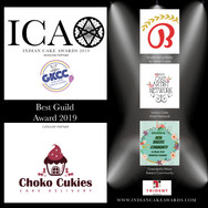Best Guild Award in partnership with Chokocukies - Cake Delivery