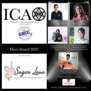 Hero Award in partnership with SUGAR LANE
