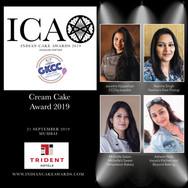 Cream Cake Award