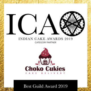 ICA - Best Guild Award Choko Cukies Cake