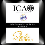 Indian Industry Icon of the Year in partnership with Studio Cake O'Luv