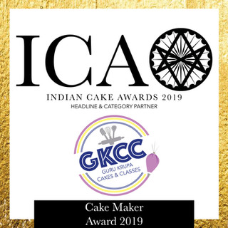 ICA Sugar Flowers Award in partnership with Omkraft