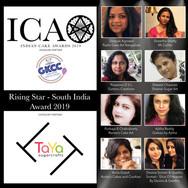 Rising Star Award - South India in partnership with TaYa Sugarcrafts
