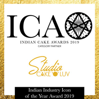 ICA Indian Industry Icon of the Year in partnership with Studio Cake O'Luv