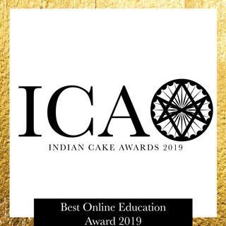 ICA - Best Online Education Award