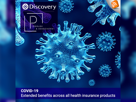 COVID-19: Extended benefits across all health insurance products