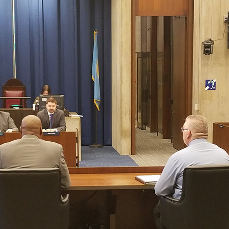City Council Holds Hearing on Early Voting in Municipal Elections