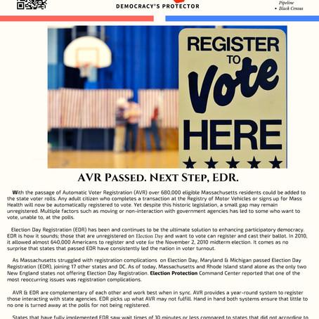 November 2018 Newsletter (Post-Election Issue)