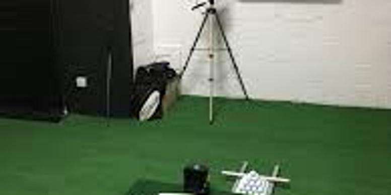 Indoor Golf Studio Lessons