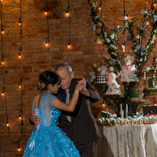 quinceanera events