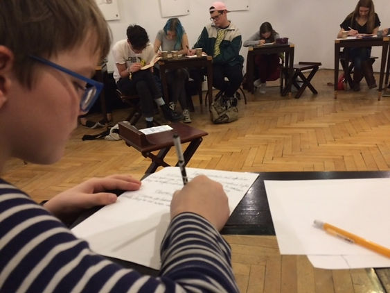 Teaching creative writing.JPG