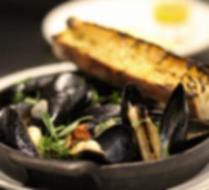 Winnisimmet Lounge Mussels