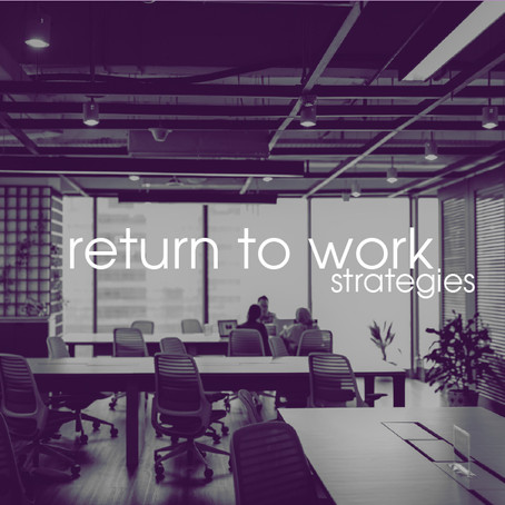 Return-To-Work Strategies: How HR Is Answering the Impossible Question