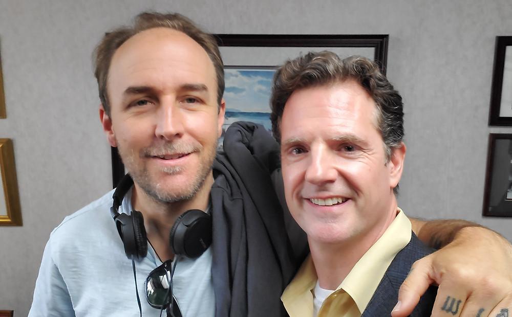 Derek Cianfrance and Michael Simon Hall