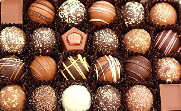 Medium Truffle Gift Box (24 Pieces)