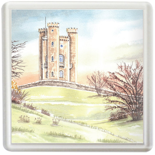 Broadway Tower - Coaster