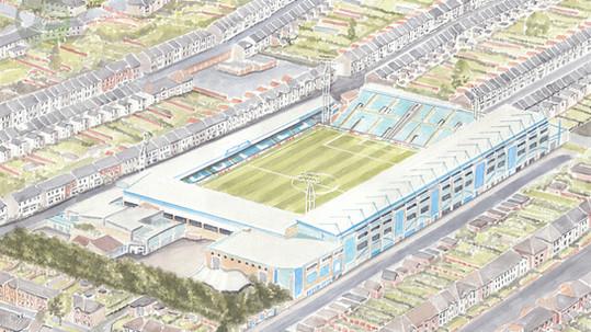 Gillingham Football Club - Priestfield Stadium