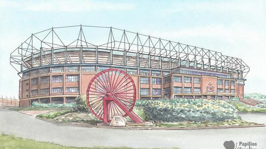 Sunderland-AFC - Stadium Of Light