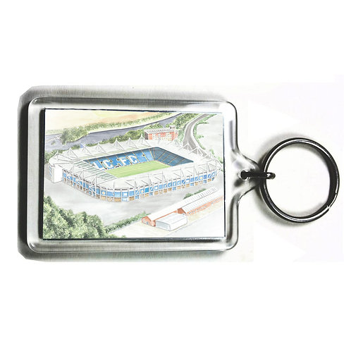 Leicester City - The King Power Stadium - Keyring
