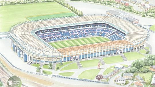 Murrayfield Stadium - Edinburgh