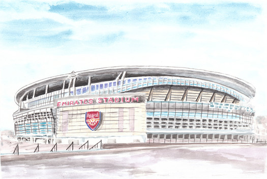 The Emirates Stadium - Arsenal Football Club