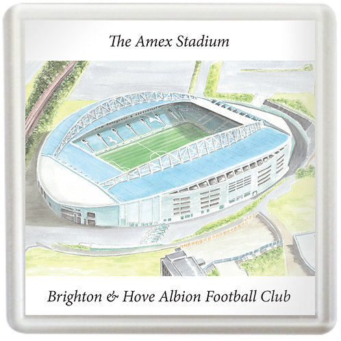 Brighton and Hove Albion - The Amex Stadium - Coaster