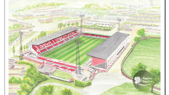 Swindon Town - The County Ground