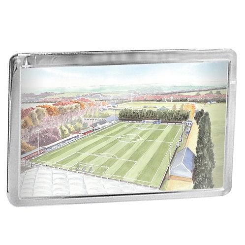 Swindon Supermarine, Webbswood Stadium - Fridge Magnet