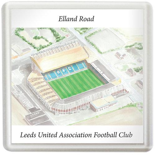 Leeds United - Elland Road - Coaster