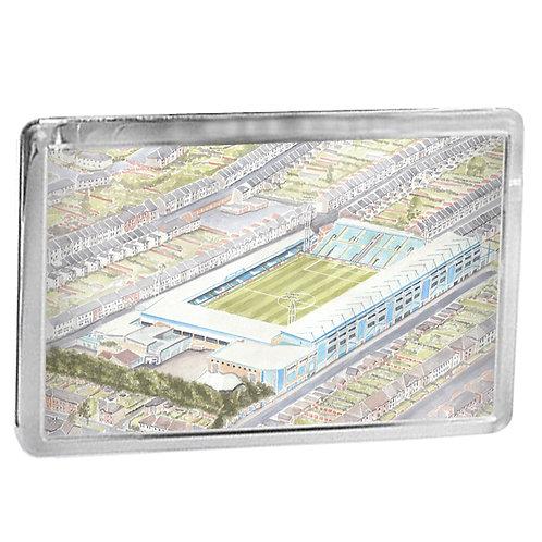 Gillingham Football Club - Priestfield Stadium - Fridge Magnet