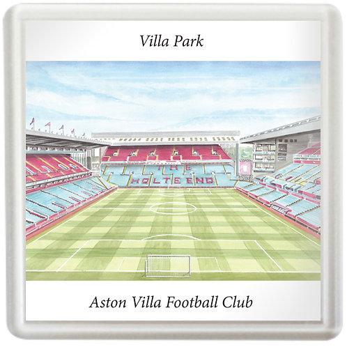 Aston Villa - Inside Villa Park - Coaster