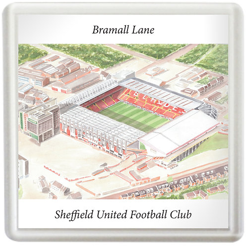 Sheffield United - Bramall Lane - Coaster