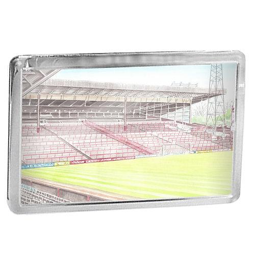 Aston Villa - Holte End Stand Bygone - Fridge Magnet